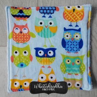 Big Blue Owls