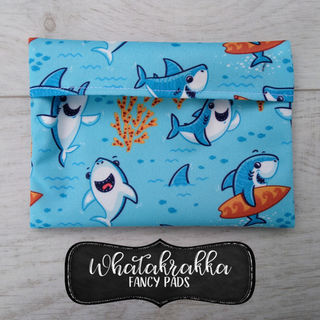 Shark Week - Pad Wrap
