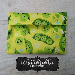 Give Peas A Chance - Pad Wrap